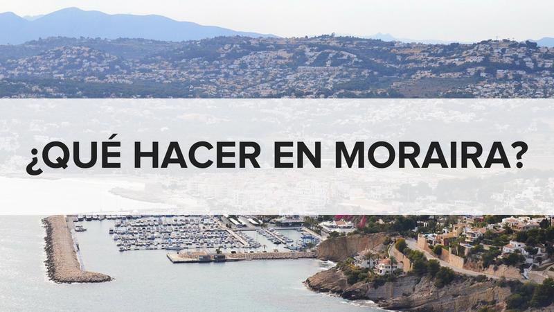 Qué hacer en Moraira