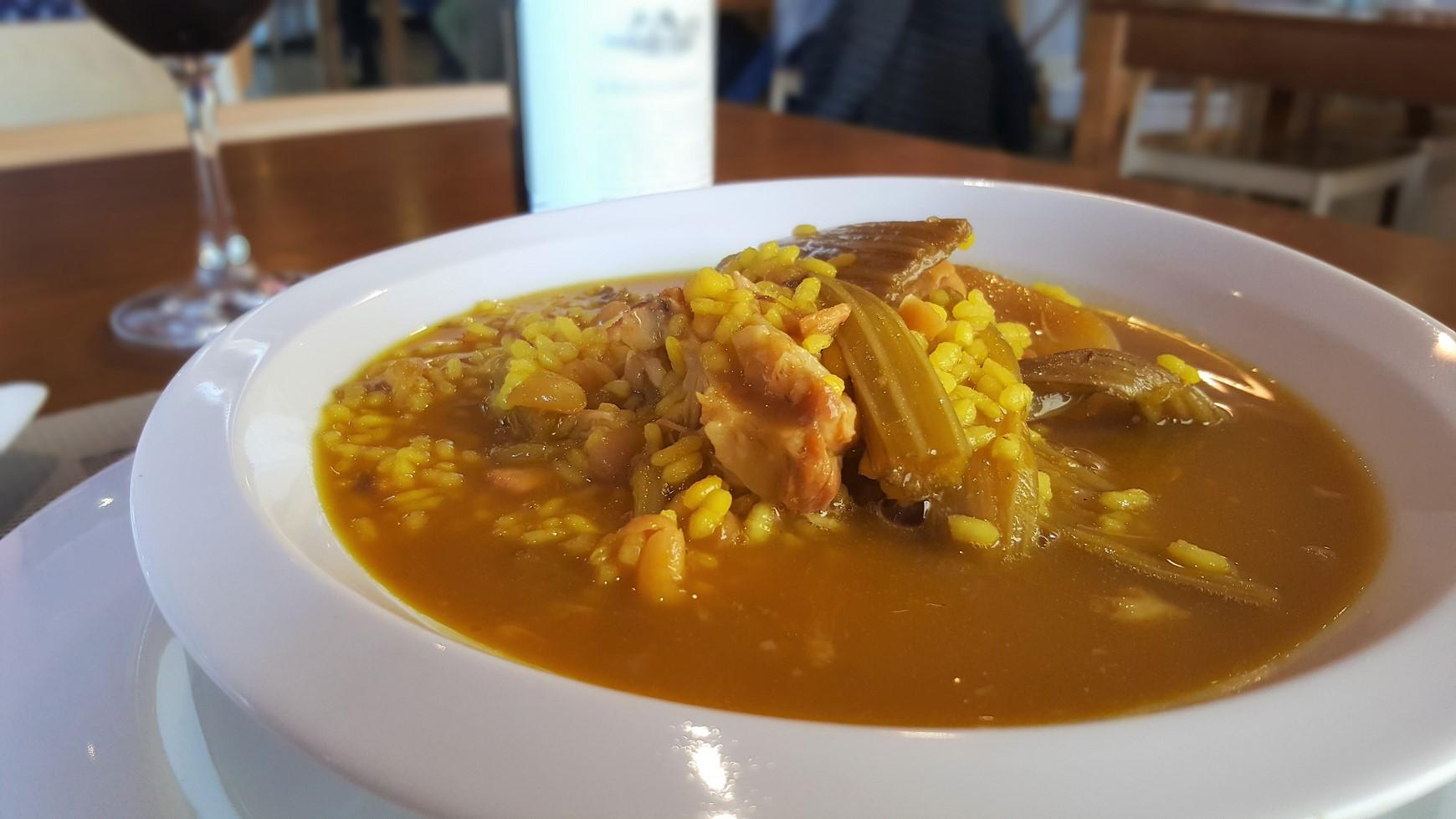 Gastronomía en Costa Blanca