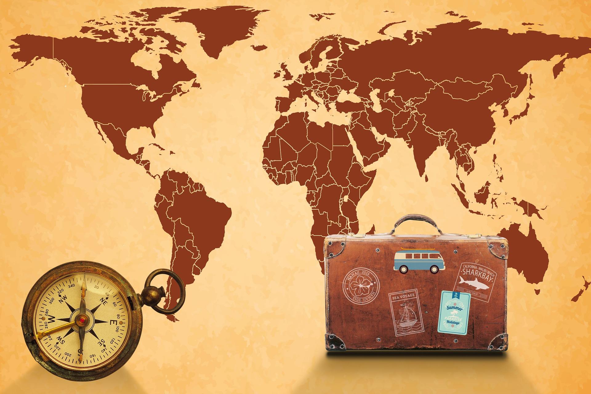 9 Cosas para llevar a un viaje